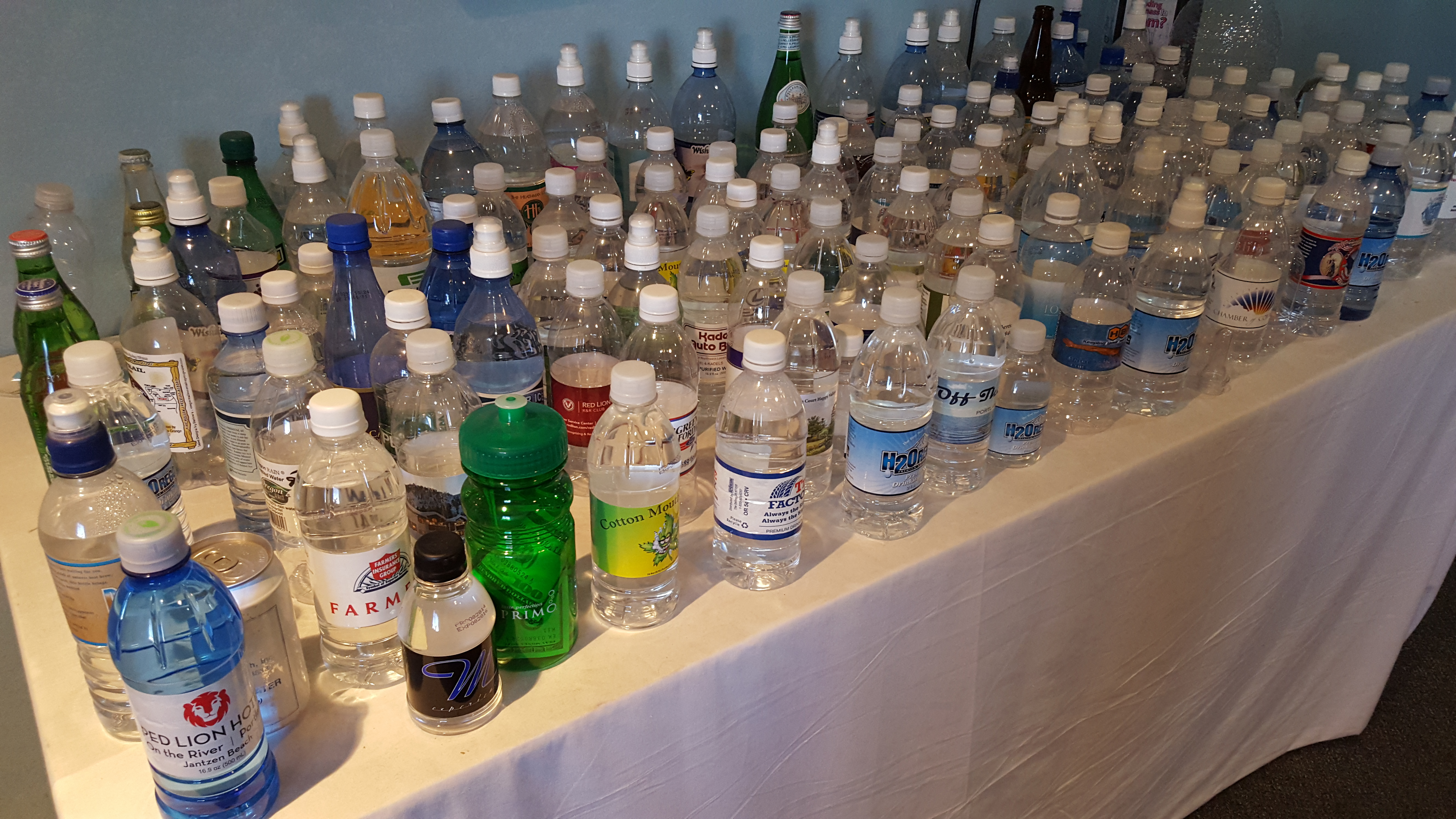 H2Oregon Private Label and Promotional Water